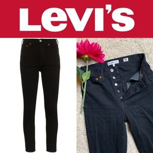 RE/DONE Levi's 501 Ultra High Rise Skinny Jean